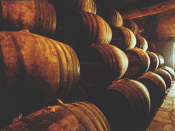 Chai de Cognac