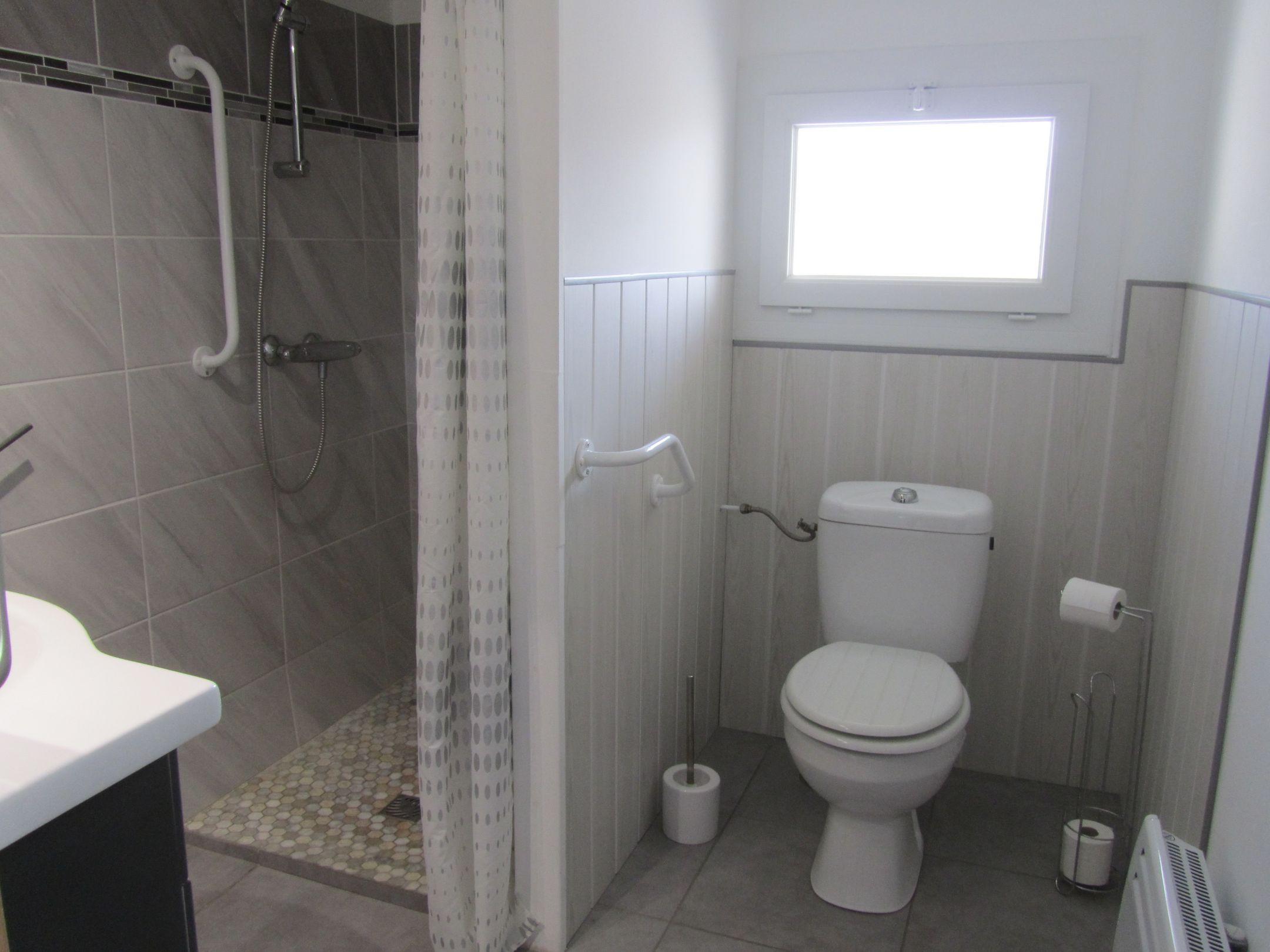 Salle d'eau - douche à l'italienne