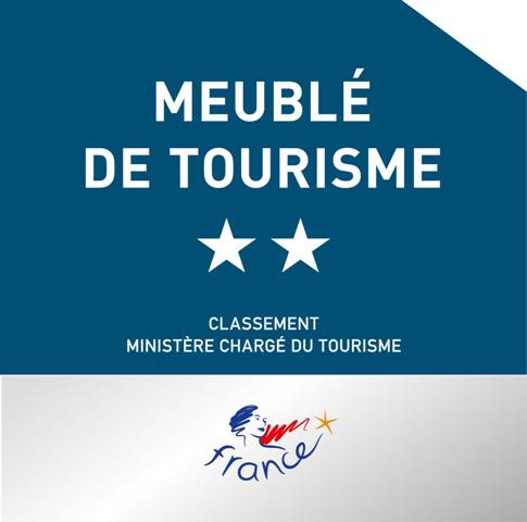 Meuble de tourisme 2 etoiles
