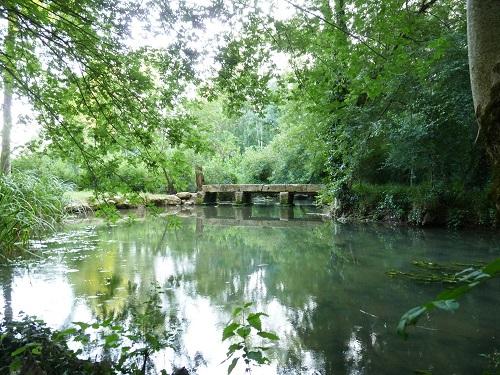 Pont des anes clion