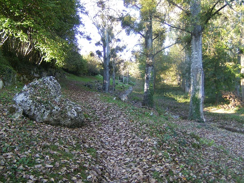 Sentier de randonnee